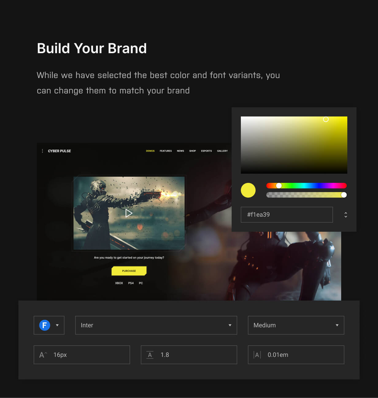 CyberPulse - Gaming and eSports Theme for WordPress with Dark Mode