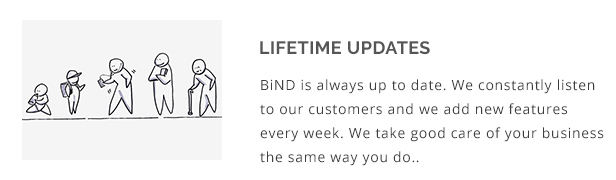 Bind - Effortless Help Desk and Creative Multi-Purpose Theme - 15