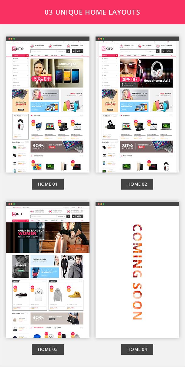 Vina Rikito - Responsive VirtueMart Joomla Template - 7