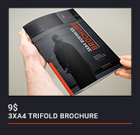 Trifold Brochure - 83