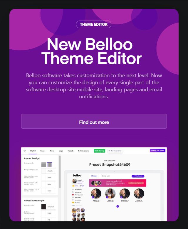 Belloo - Complete Premium Dating Software - 6