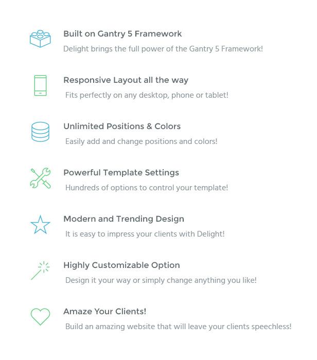 IT Delight - Gantry 5, eCommerce/J2Store Joomla Template - 2