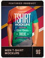 Women T-Shirt Mockups - 4