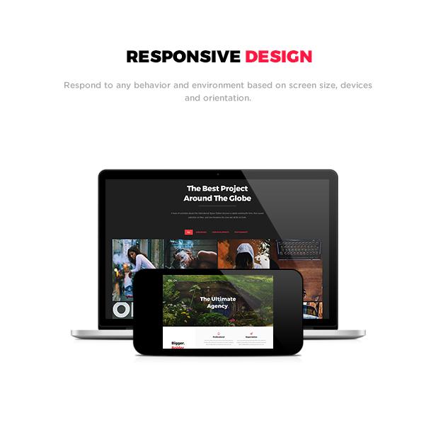 Kordon - Responsive One Page & Multi Page Portfolio Template - 3