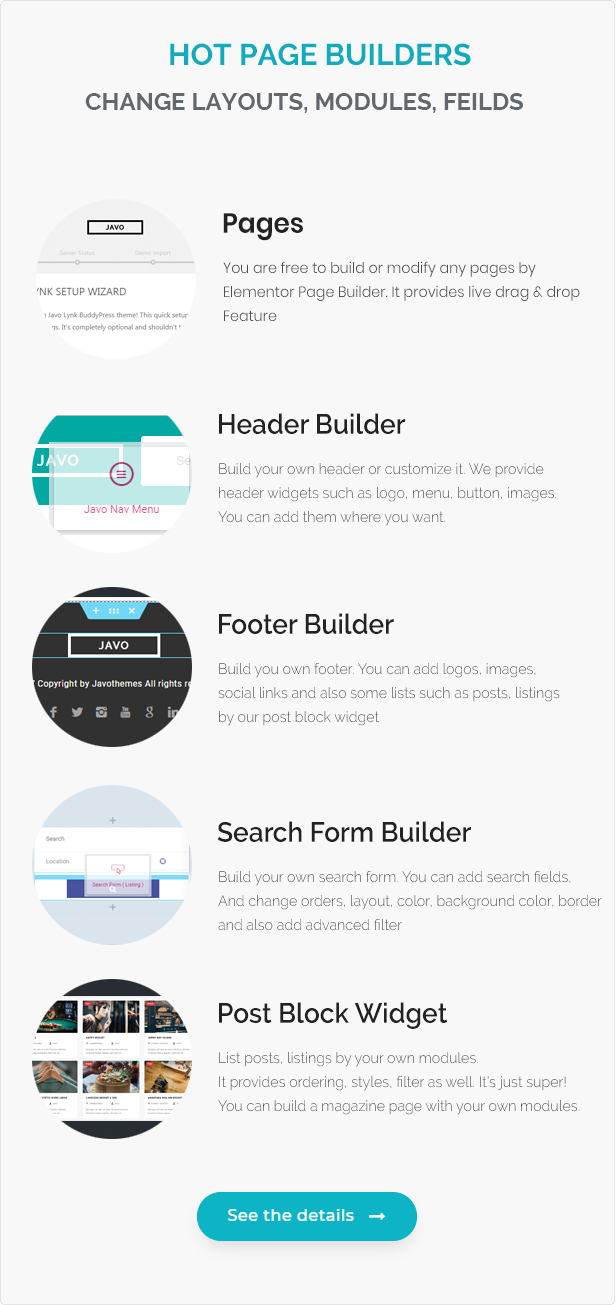 Javo Spot - Multi Purpose Directory WordPress Theme - 4