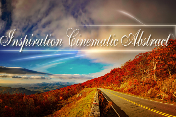 Inspiration Cinematic Abstract - 2