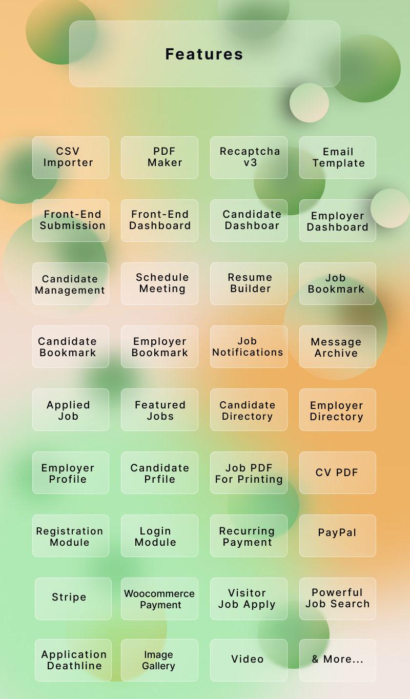 JobBoard - Job Listing WordPress Plugin - 3