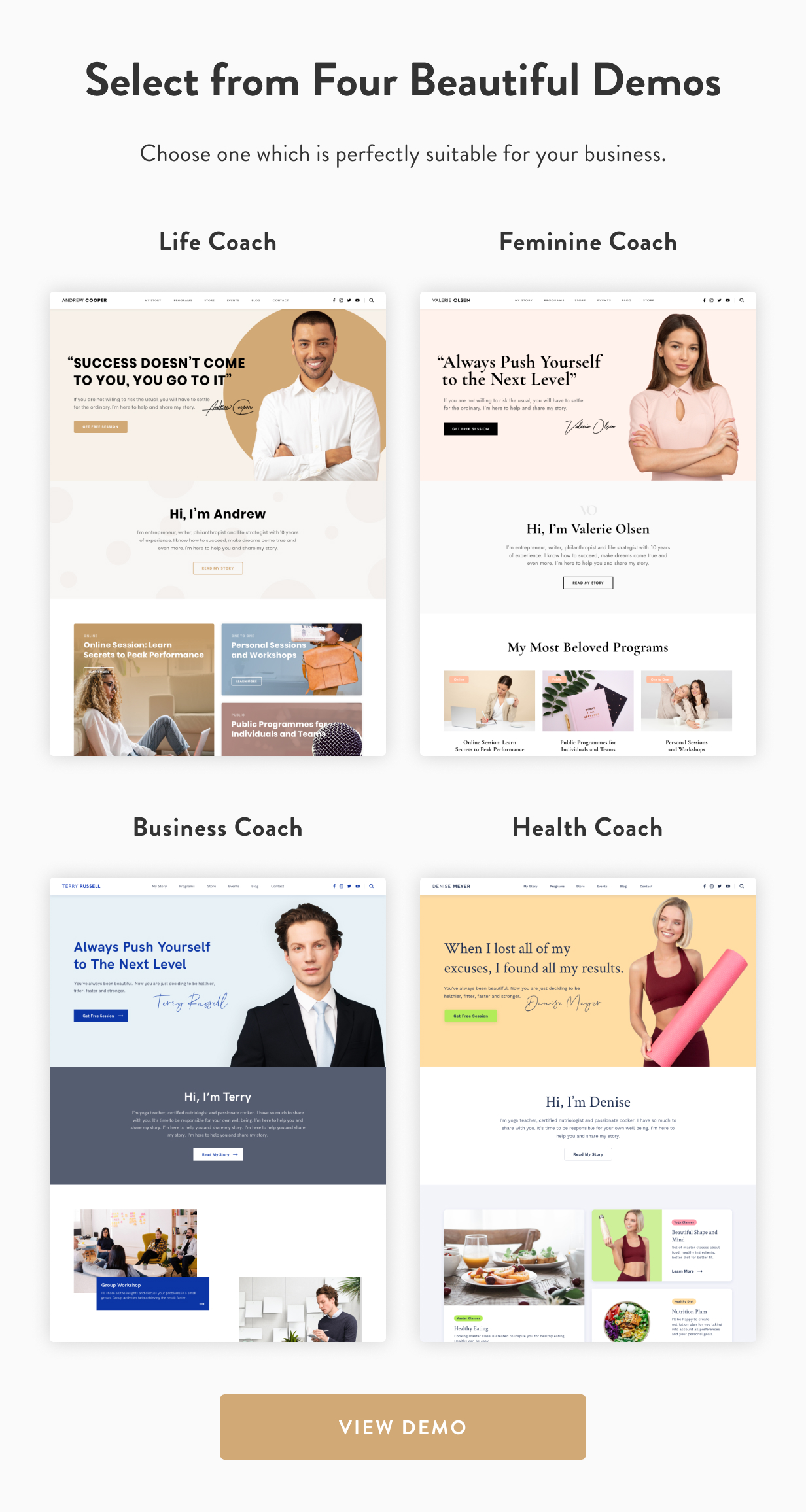 Leadership — Coach WordPress Theme - 4