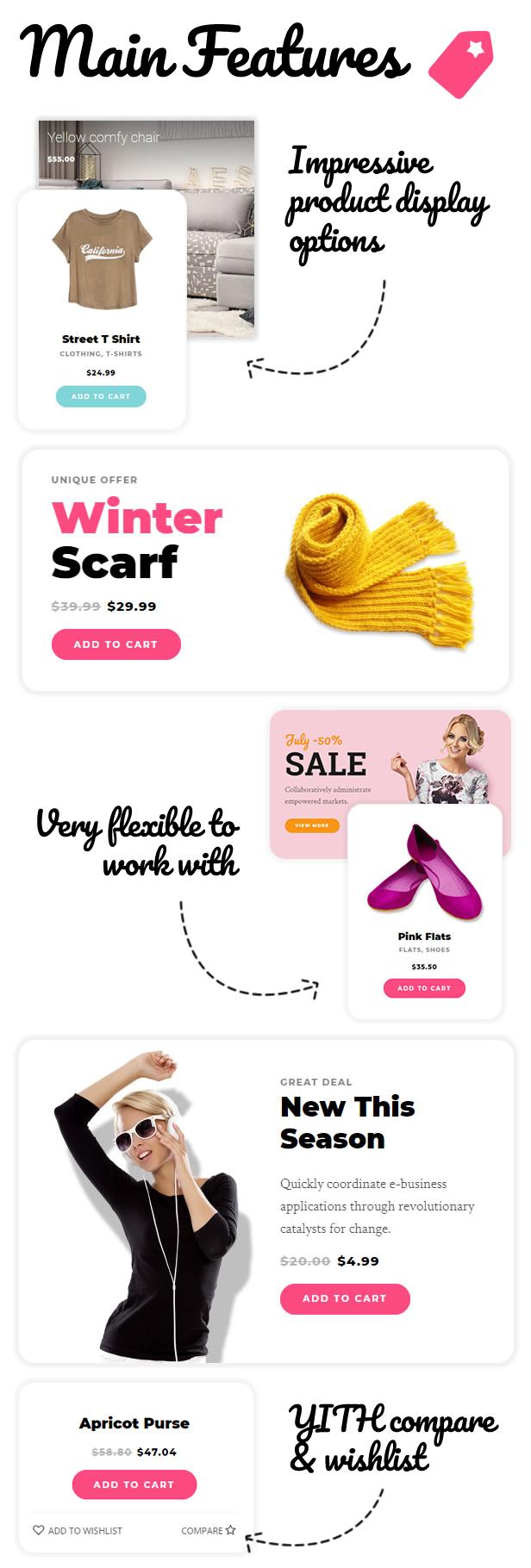 Shoperific - Flexible WooCommerce Shop - 3