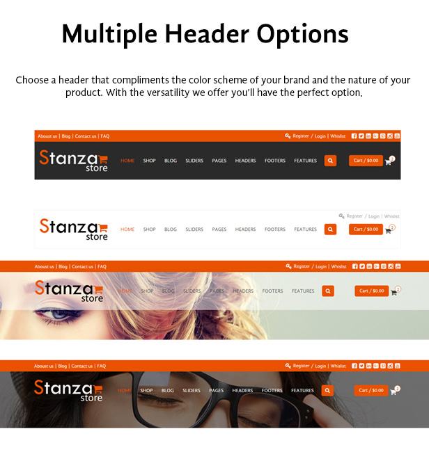 Stanza Store – Responsive eCommerce HTML 5 Template - 4