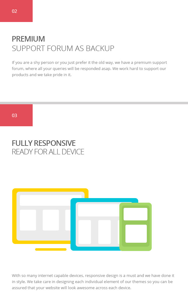 itobuz one page html template by 0effortthemes themeforest. Black Bedroom Furniture Sets. Home Design Ideas
