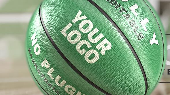 Basketball Logo Reveals - Mockup - 26