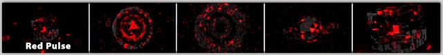 Fiery Halloween - VJ Loop Pack (3in1)