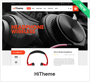 HiTheme - Multipurpose Responsive WooCommerce WordPress Theme