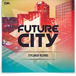 Future City CD Cover Artwork