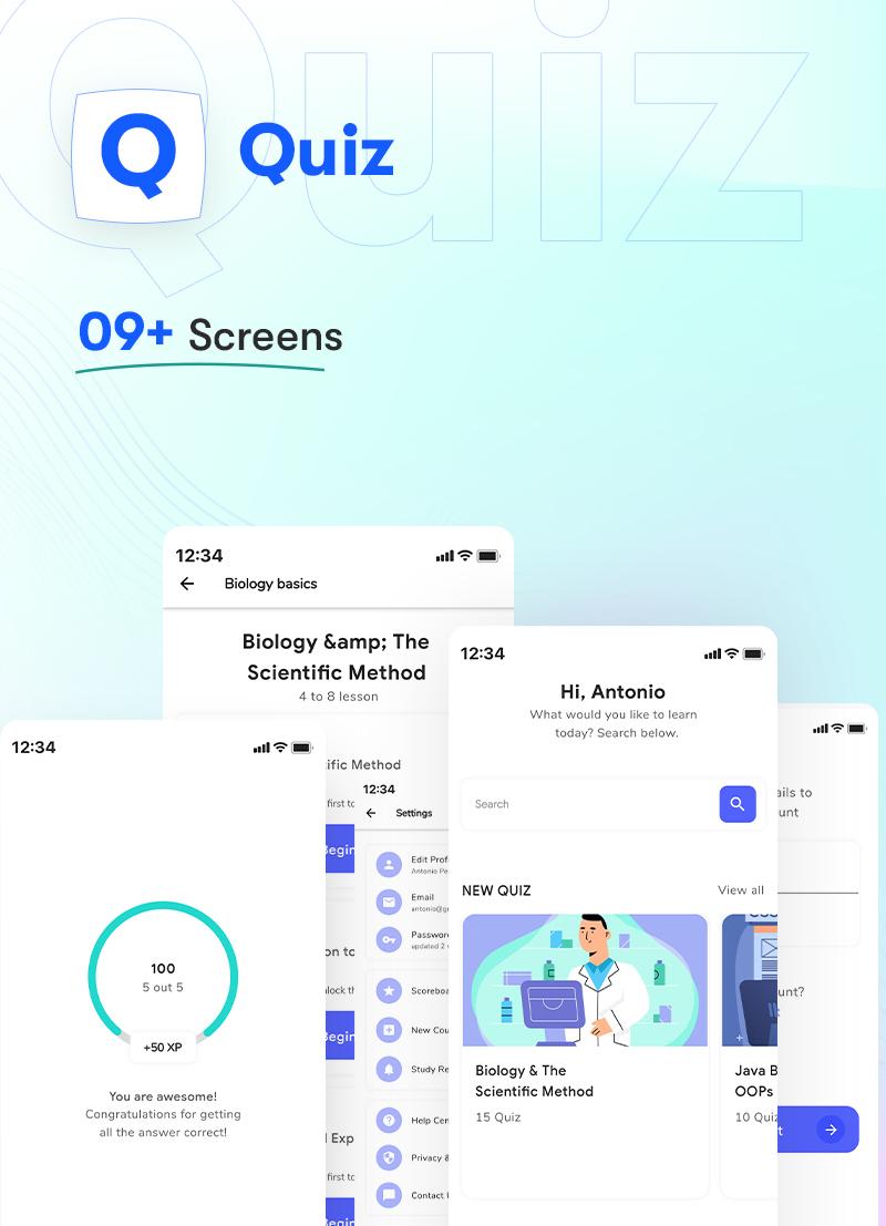 ProKit - Best Selling Flutter UI Kit - 34