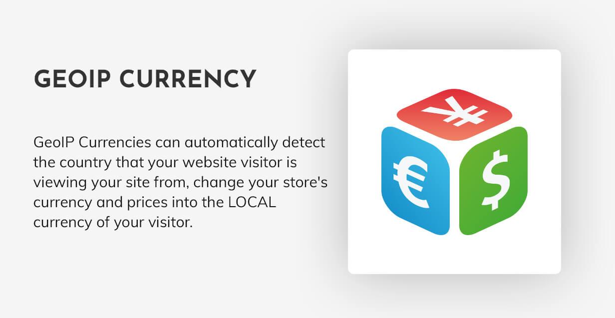 GeoIP Currency