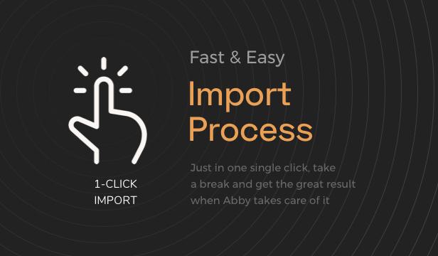 Abby – Vintage Multi-purpose WordPress Theme
