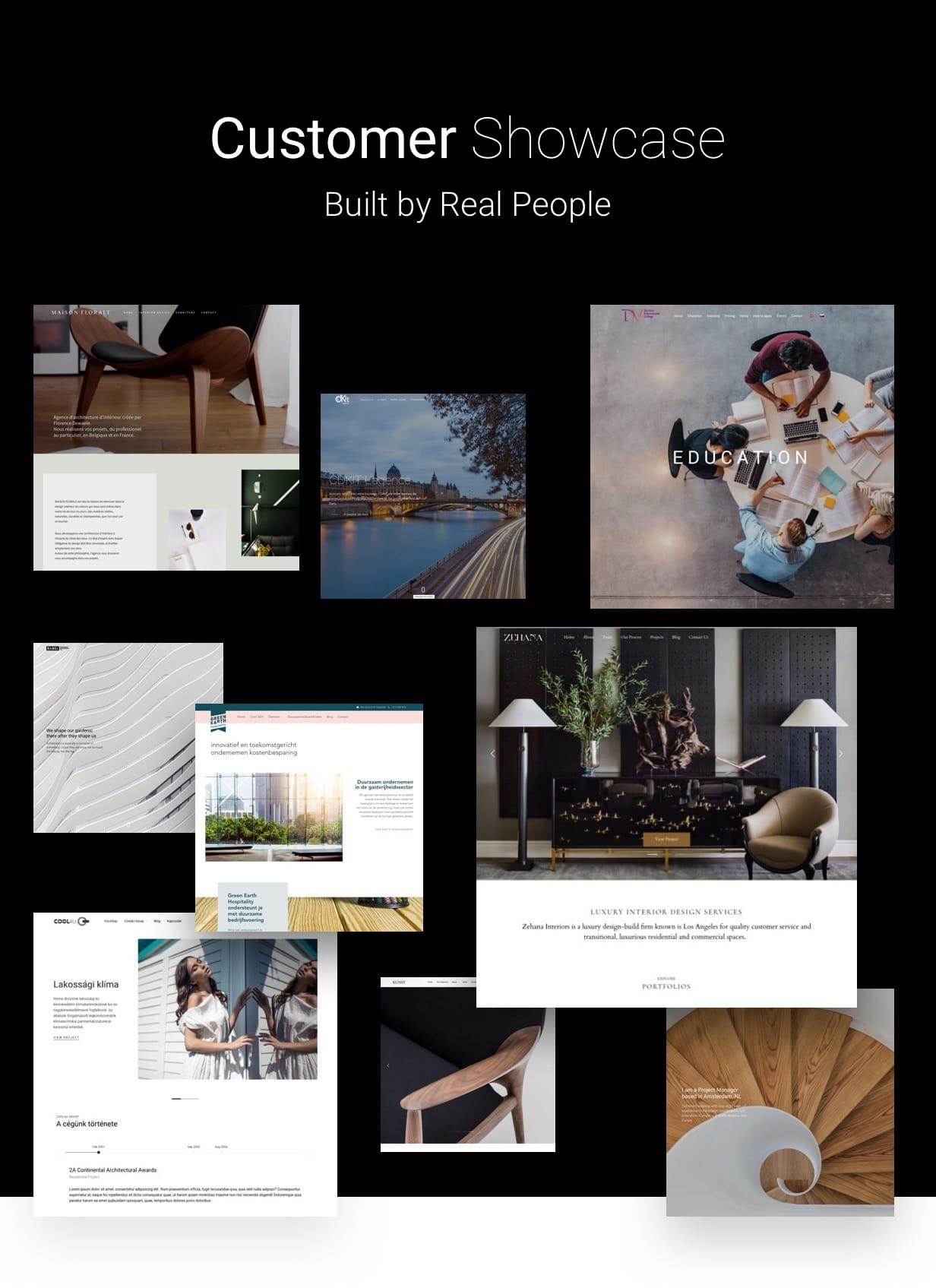 Architecturer Wordpress For Interior Designer By Themegoods Themeforest