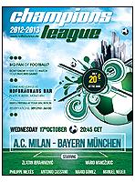 Football Championship Poster/Flyer - 2