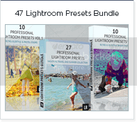 47 lightroom presets bundle