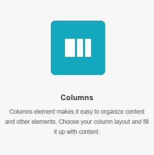 Columns Element