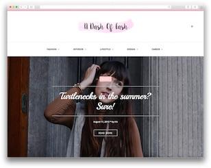 Piemont - Premium Travel & Lifestyle Responsive WordPress Blog Theme - 5