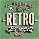 Kinetic Typography, Vintage Retro Style - VideoHive Item for Sale