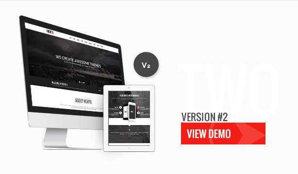 North - One Page Parallax WordPress Theme - 16