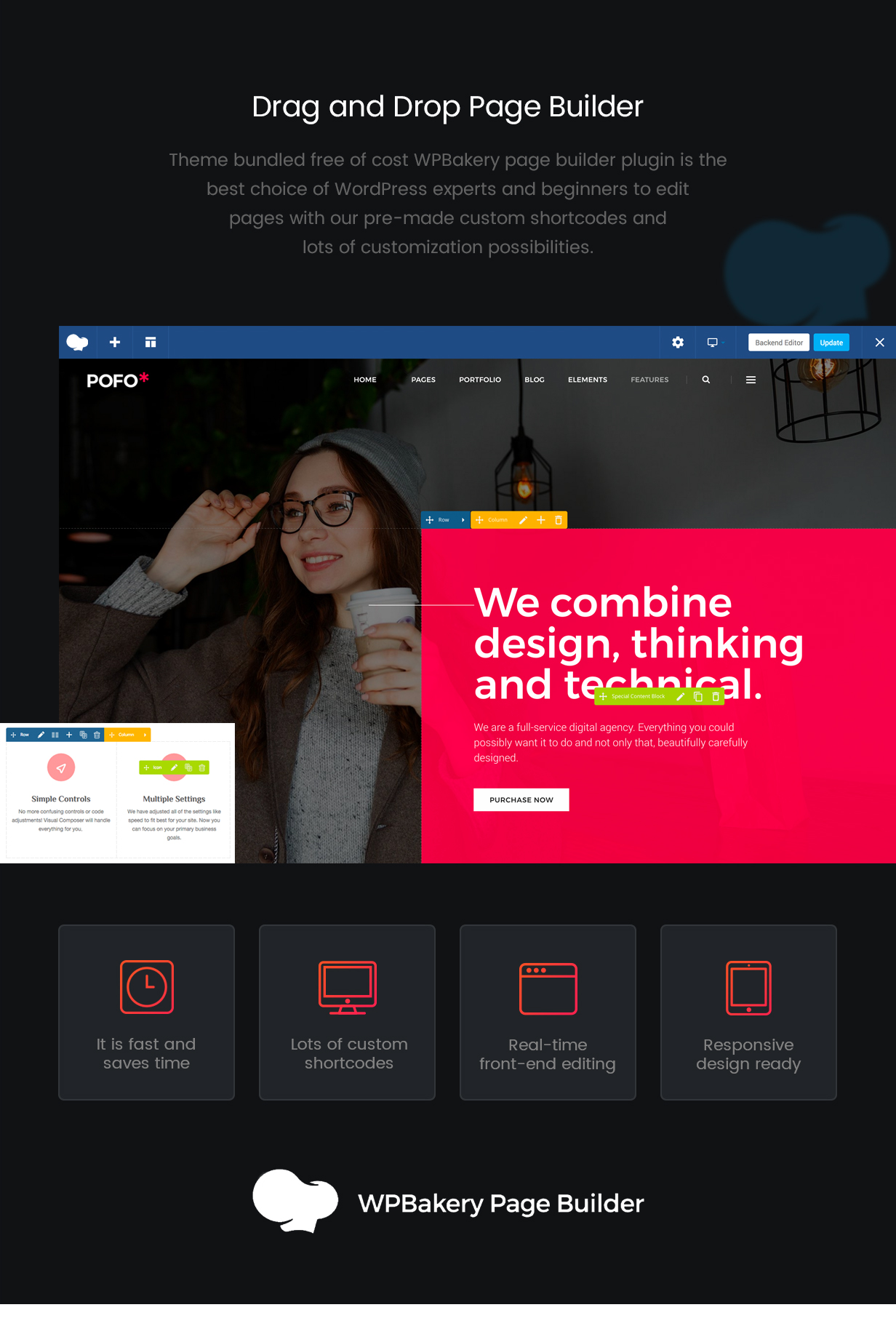 Pofo v1.3.1-广告创意和博客WordPress主题插图26
