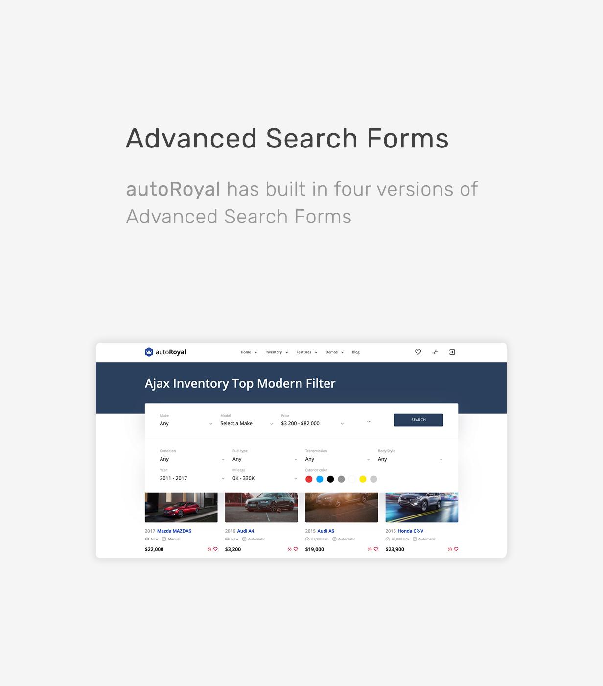 autoRoyal - Automotive WordPress Theme - 5