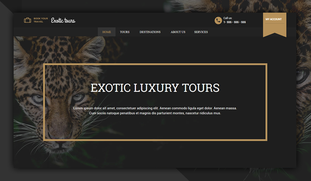 Book Your Travel - Online Booking WordPress Theme - 10