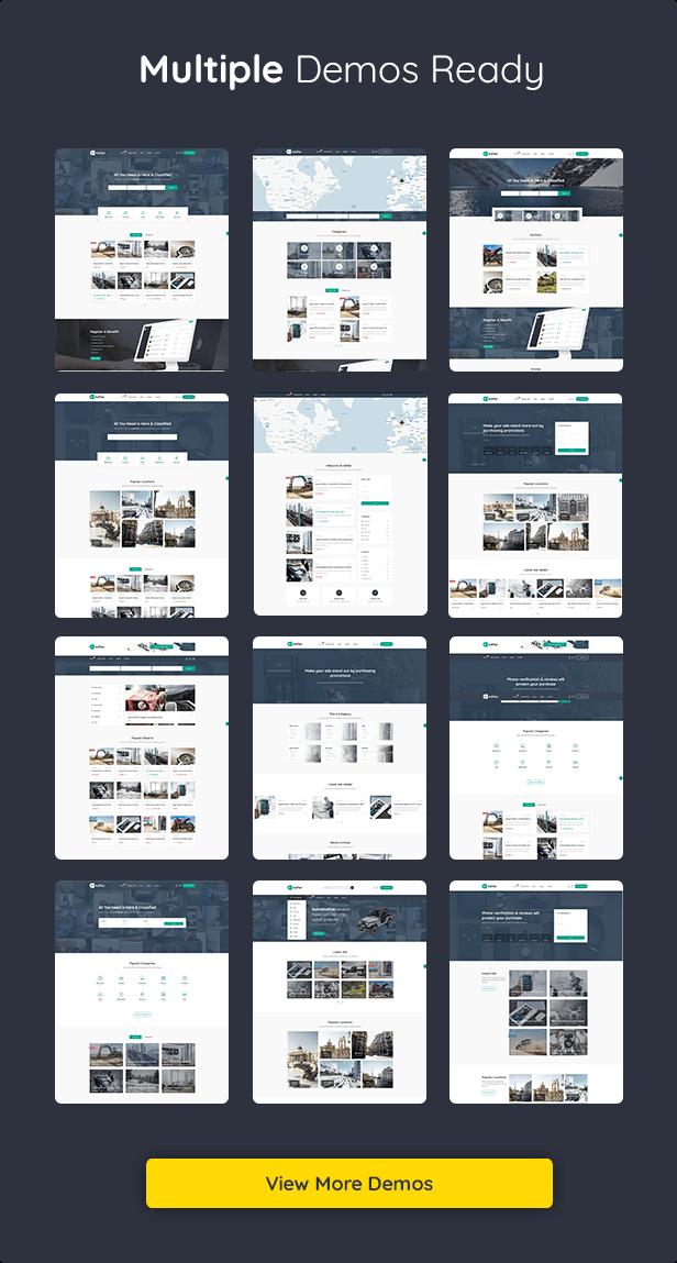 Adifier - Classified Ads WordPress Theme - 5
