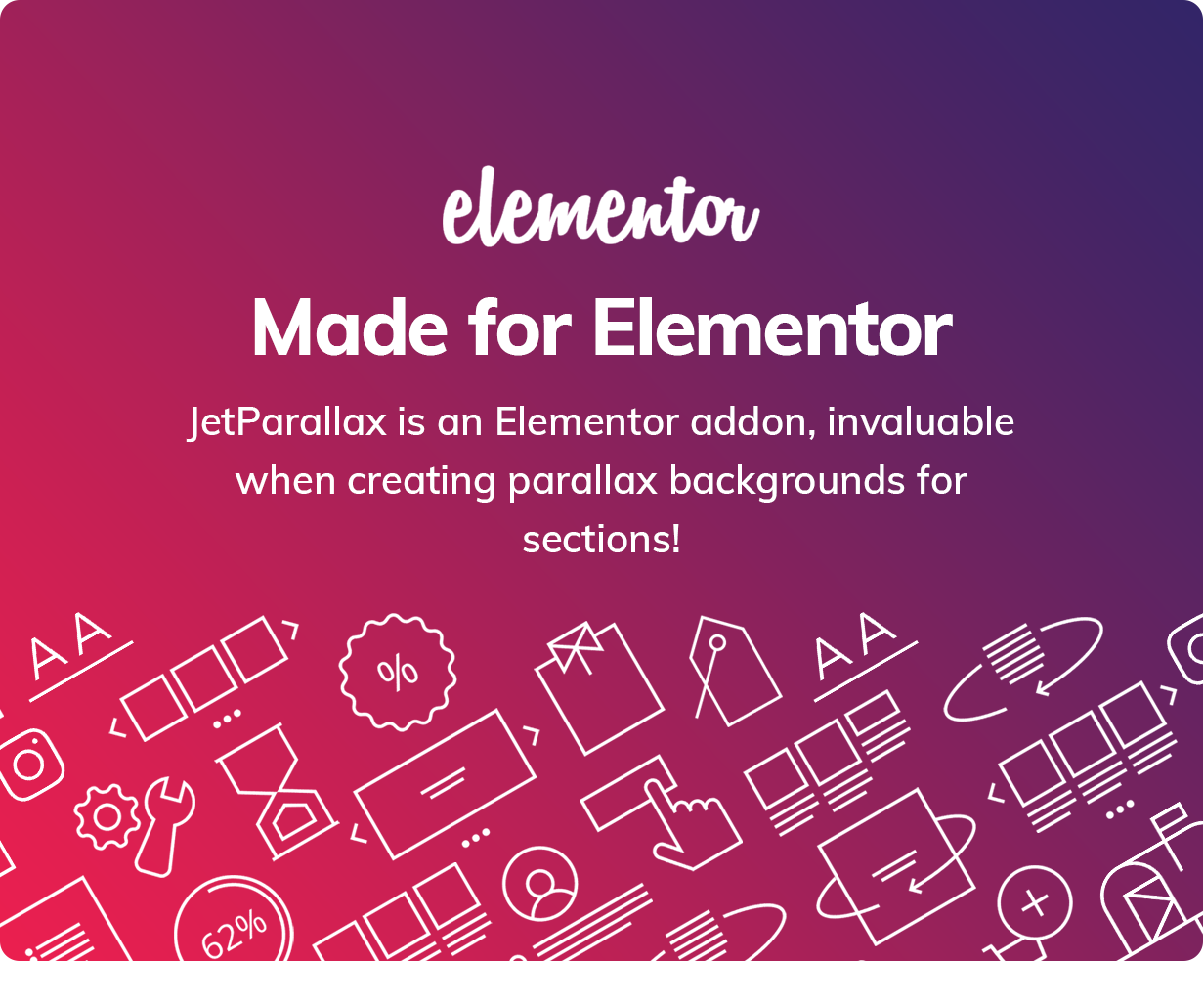 JetParallax - Addon for Elementor Page Builder - 6