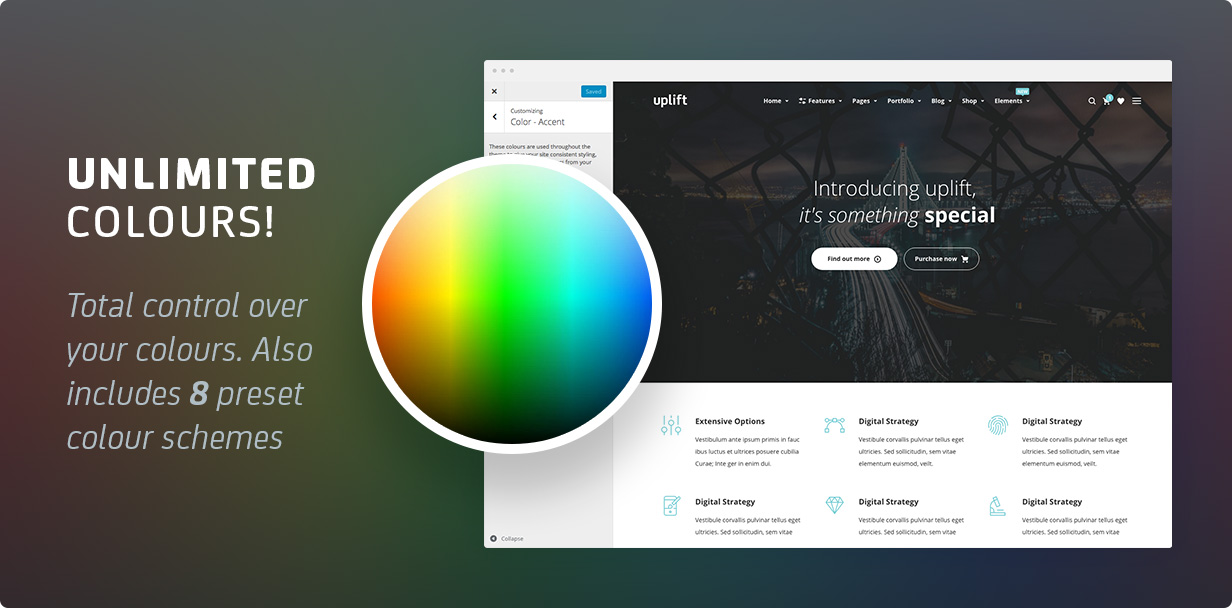 Uplift - Responsive Multi-Purpose WordPress Theme - 23