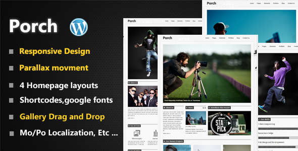 Moodie Multi-Purpose WordPress Theme - 11