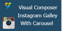 Visual Composer - Instagram Gallery with Carousel