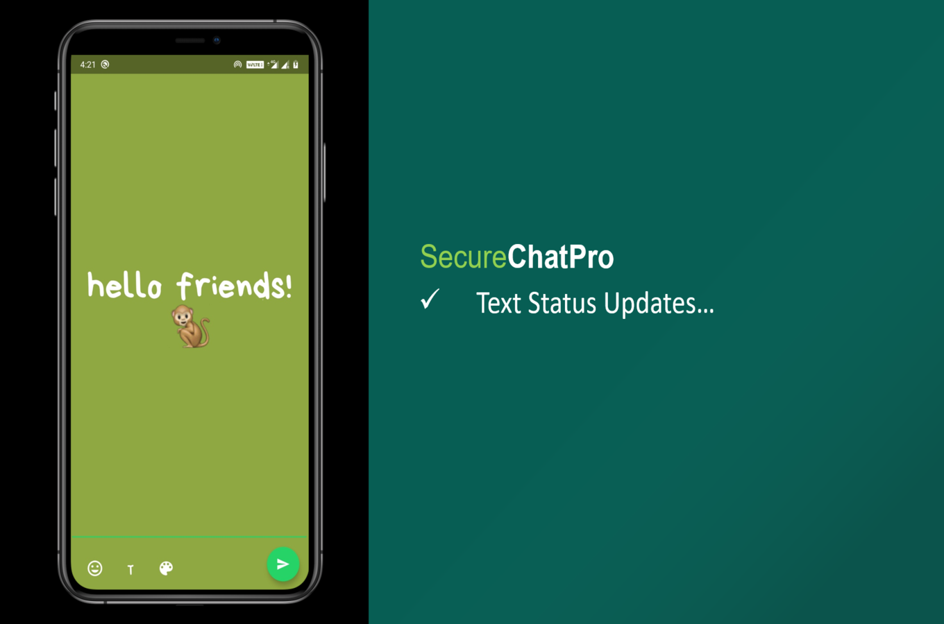 SecureChatPro - A Complete Whatsaap Clone - 7