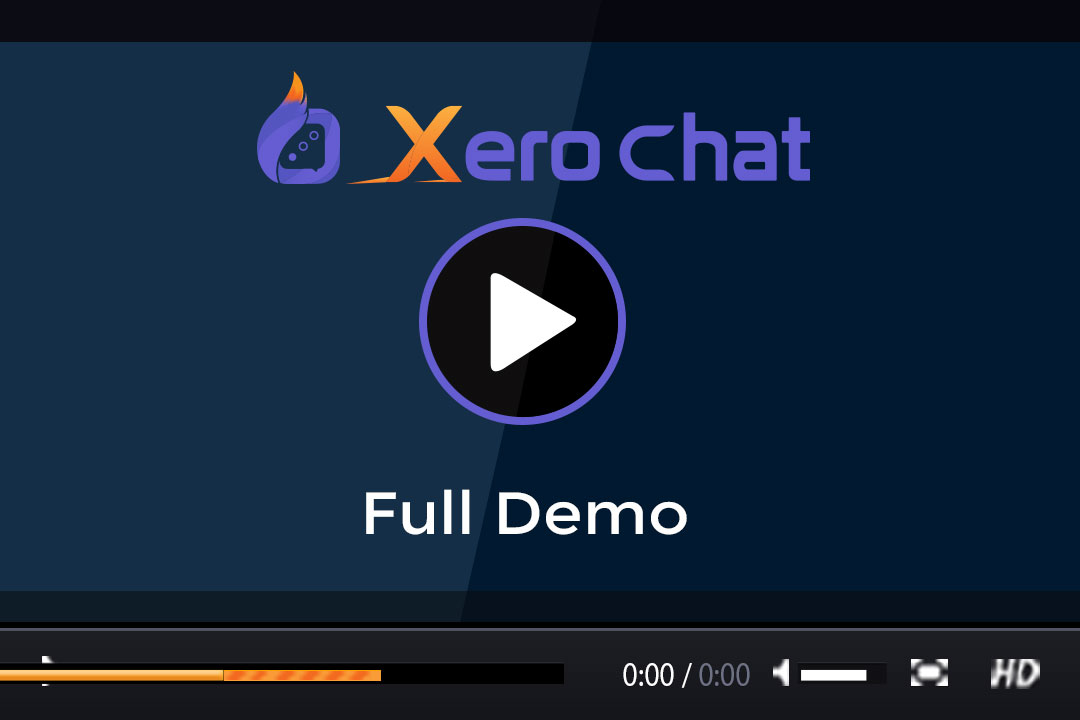 XeroChat - Complete Messenger Marketing Software for Facebook - 7
