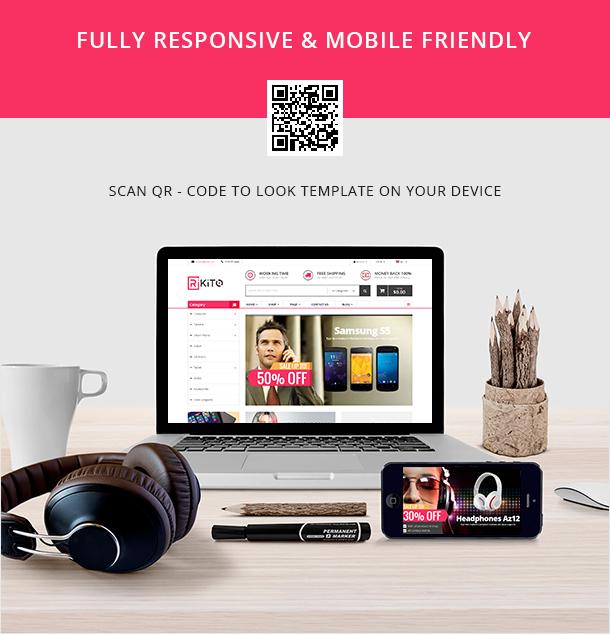 Vina Rikito - Responsive VirtueMart Joomla Template - 8
