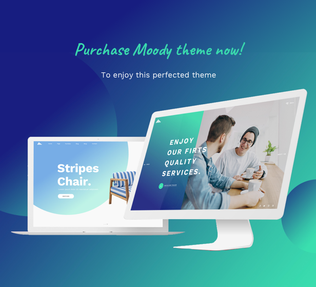 Corporate Business Agency WordPress Theme - Purchase now