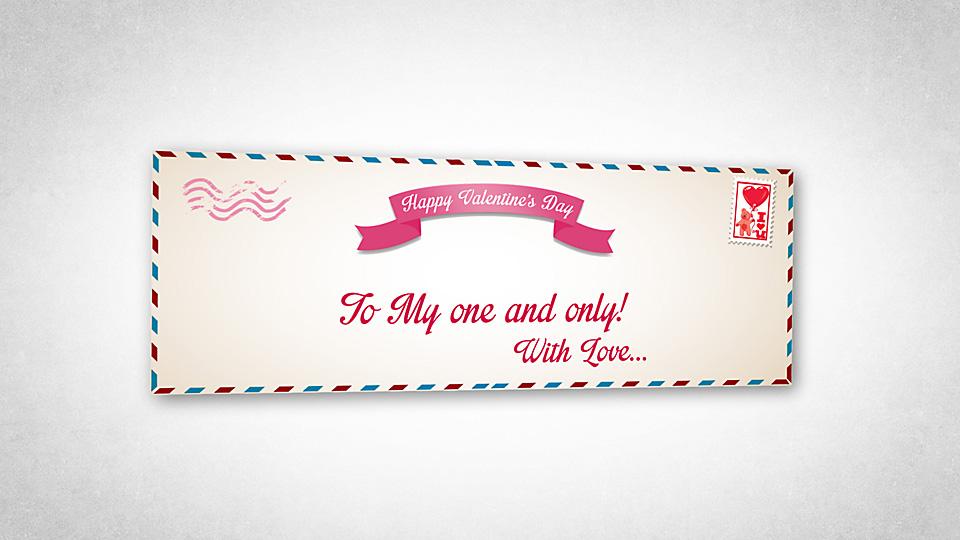 Valentine's Day Love Letter - 7