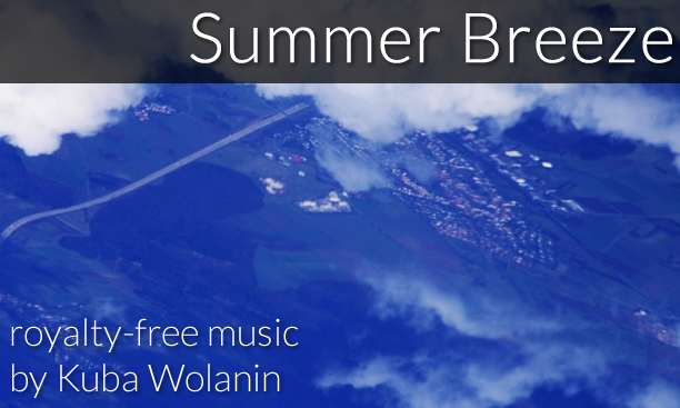 Summer Breeze (royalty-free track) music by Kuba Wolanin