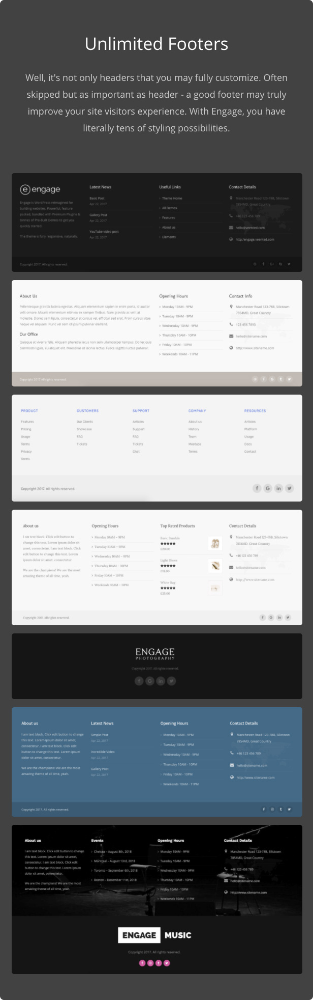 Engage - Responsive Multipurpose WordPress Theme - 18
