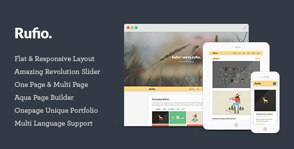 Skybox - Responsive Multipurpose WordPress Theme - 1