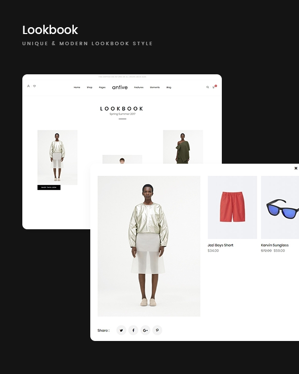 Antive - Minimal and Modern WooCommerce AJAX Theme (RTL Supported) - 9