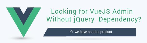 Clear - VueJS + Laravel Admin Template - 2