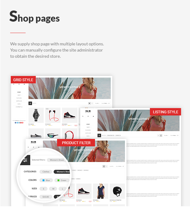 SNS BiaMuc - WooCommerce WordPress Theme - 3