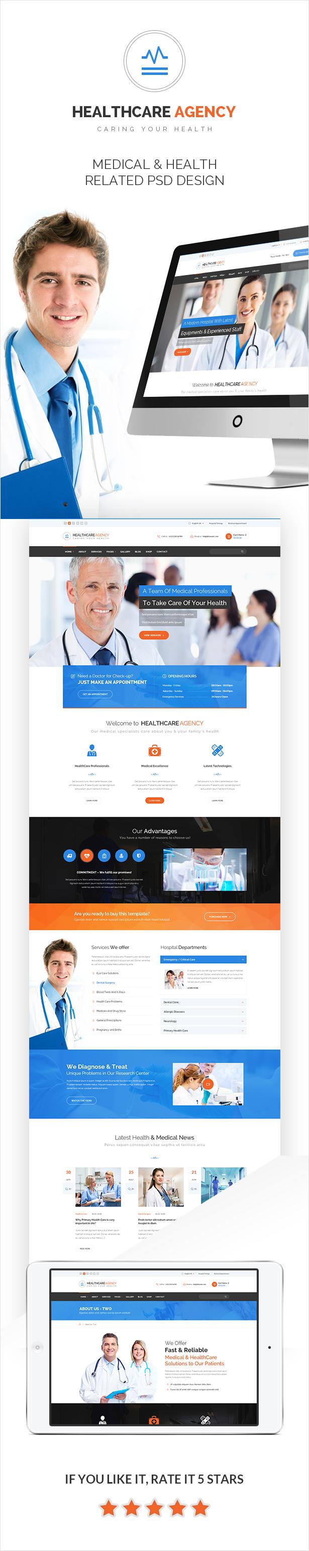 Healthcare Agency - PSD - 2