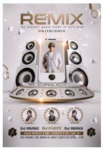 DJ World Mix Battle Template - 2